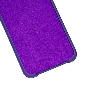 Cиликоновый чехол на Xiaomi Redmi 5 Soft-touch Violet, фото 2
