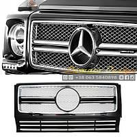 Решетка радиатора AMG G65 Mercedes-Benz G-Class W463