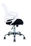 Кресло для персонала Envy black/white