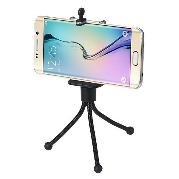 Мини штатив держатель-подставка для смартфона и фотоаппарата