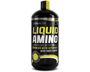 BT AMINO LIQUID 1000мл - апельсин