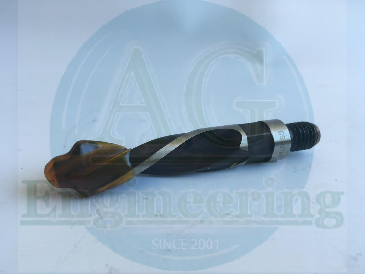 Сверло URBAN 14x50/84 AG M 10.  Левое (L) 9145087LV