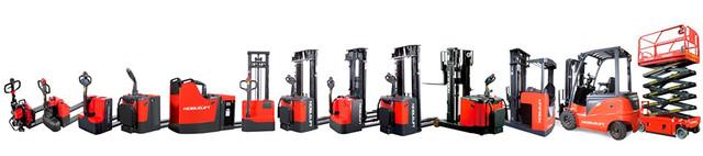 Новые электропогрузчики Noblelift, фото 1