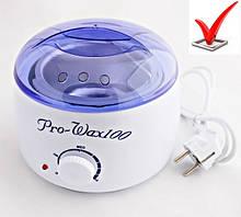 Воскоплав (нагреватель) для воска Pro Wax100