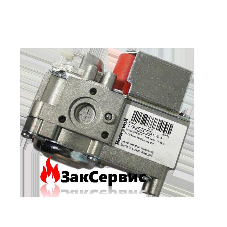 Газовый клапан HONEYWELL VK 4105 G на газовый котел BAXI/WESTEN 5653640