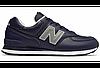Кроссовки new balance 574LPN (синий) оригинал, фото 2