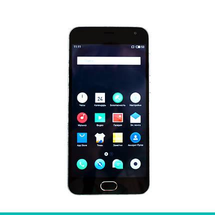 Смартфон Meizu M2 2/16Gb Б/у, фото 2