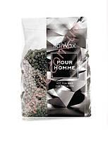 Воск в гранулах ItalWax  Pour Homme  для  жестких волос 1 кг., фото 1