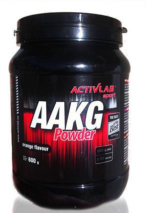 Амінокислоти Activlab AAKG Powder 600 g, фото 2