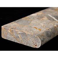 Фасонный профиль V для обработки изделий из мрамор, гранита, травертина, оникса