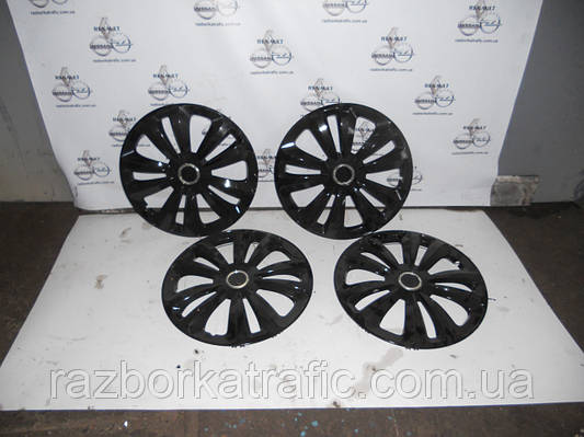 Колпак на диск (комплект)на Renault Trafic, Opel Vivaro, Nissan Primastar