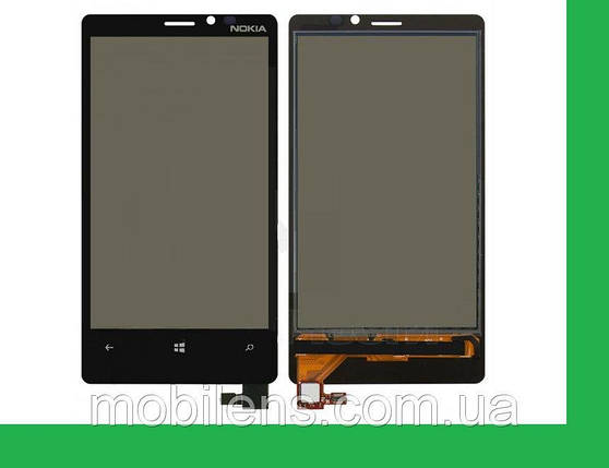Nokia 920 Lumia Тачскрин (сенсор) черный, фото 2
