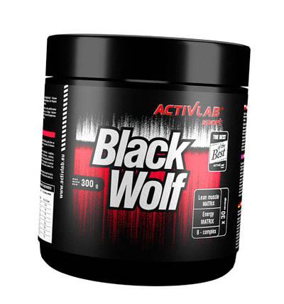 Передтренувальний комплекс Activlab Black Wolf 300 g, фото 2