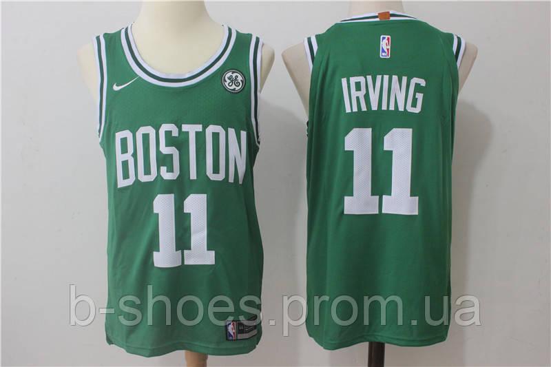 Баскетбольная майка Boston Celtics (Kyrie Irving) Green