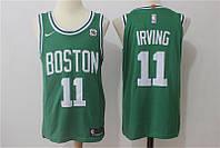 Баскетбольная майка Boston Celtics (Kyrie Irving) Green, фото 1