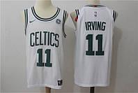 Баскетбольная майка Boston Celtics (Kyrie Irving) White, фото 1