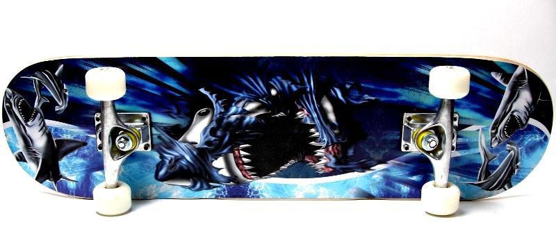 "Скейт ""Cool Shark"""