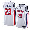Баскетбольная майка Detroit Pistons (Blake Griffin) White