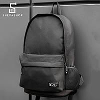 Рюкзак BeZet All black черный, фото 1