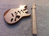 Электро гитары из дерева, фото 1