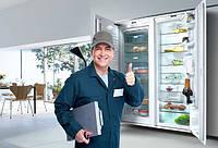 Ремонт холодильника с морозильной камерой