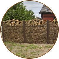Бетонні паркани (декоративні)