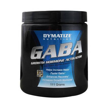 GABA Dymatize Nutrition 111 g, фото 2