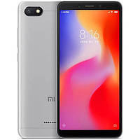 Смартфон Xiaomi Redmi 6A 3/32Gb Grey Global firmware (CN) 12 мес, фото 1