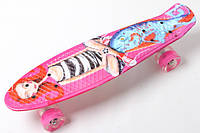 Скейт PENNY BOARD Little Mermaid (Пенни борд)
