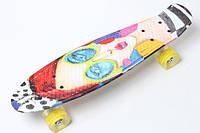 """Скейт PENNY BOARD 22"""" Cool Girl (Пенни борд)"""