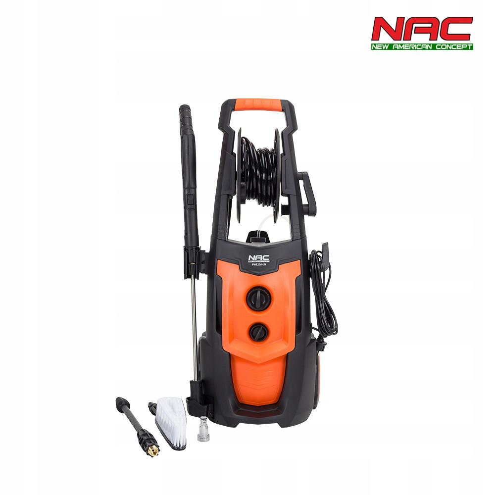 Мойка высокого давления NAC PWE220-LN 2200W 150BAR