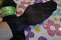 Шкарпетки жіночі капронові, чорні, 40дэн