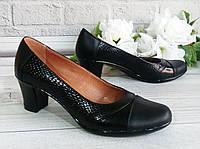Кожаные туфли купить Днепр оптом, фото 1