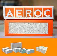Газоблок Газобетон AEROC (D400)