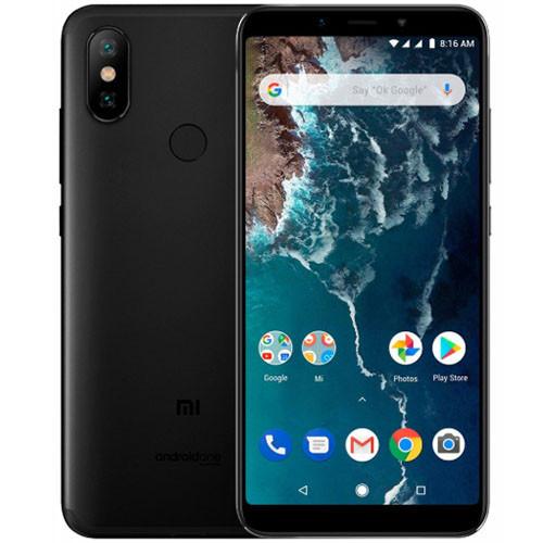 Смартфон Xiaomi Mi A2 4/32Gb Black Global version (EU) 12 мес