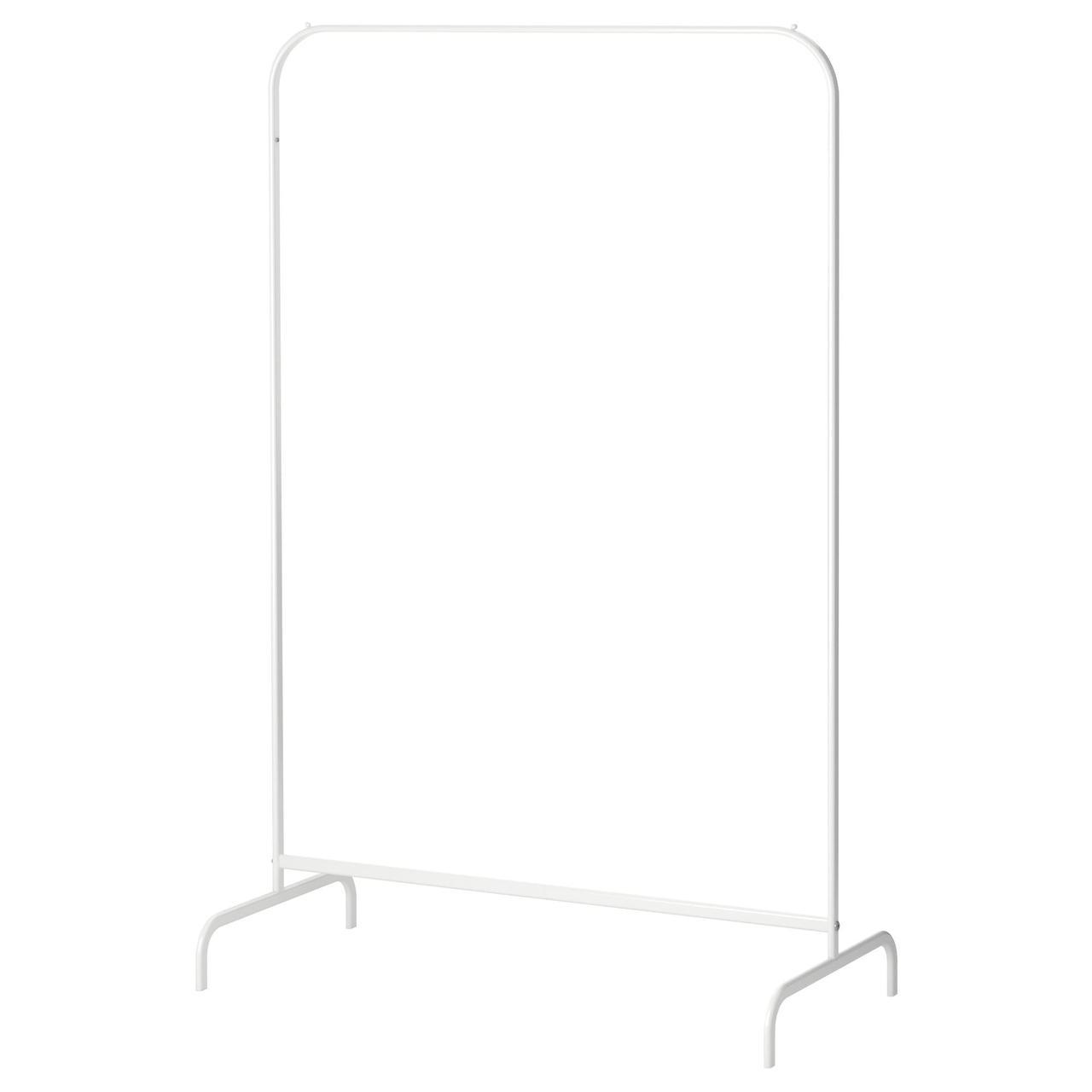 ✅ IKEA MULIG (601.794.34) Вешалка для одежды, белая
