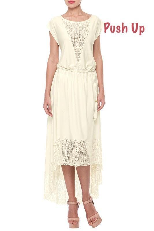 Летнее платье-туника от Charmante WQ 301808