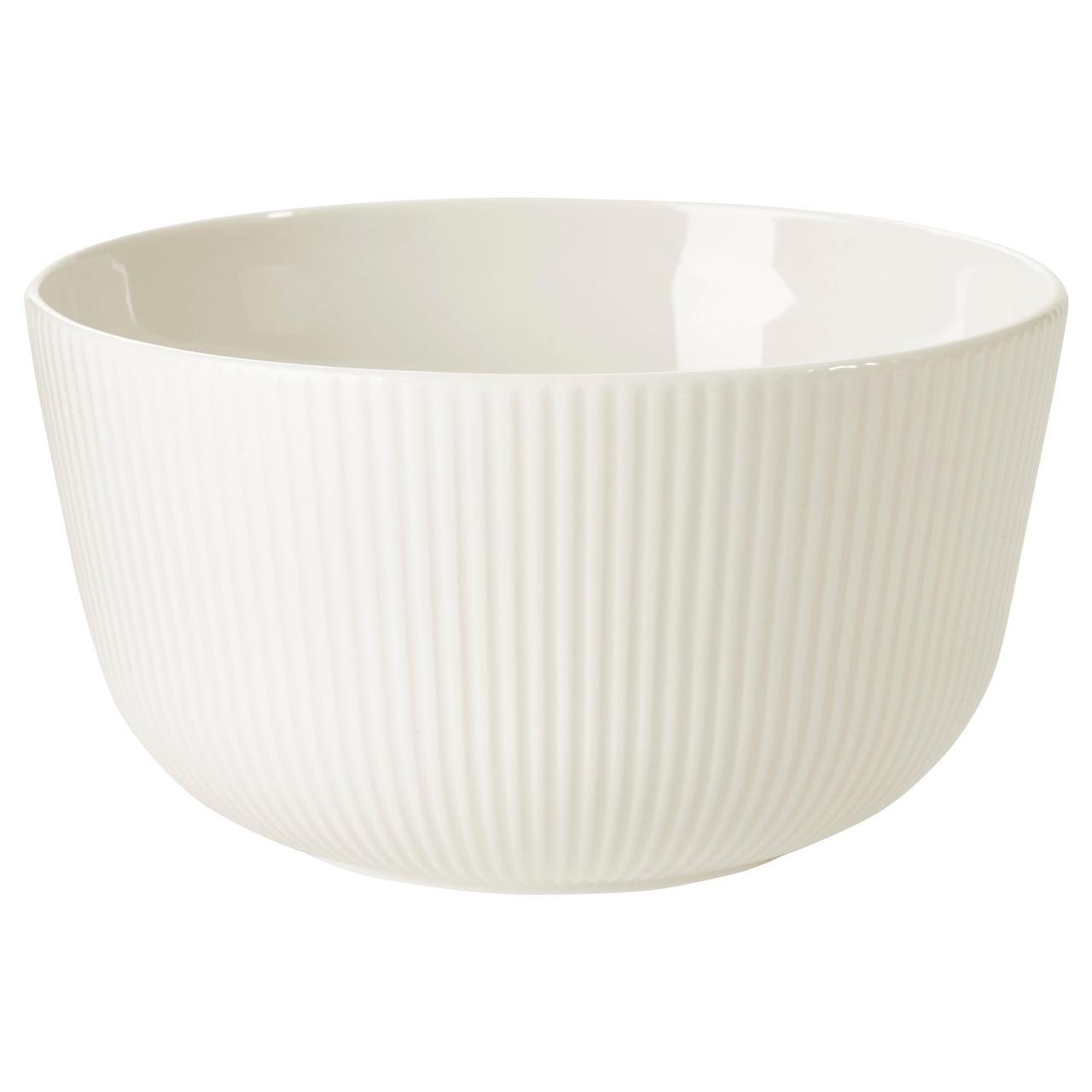 ✅ IKEA OFANTLIGT (103.190.26) Миска, белый