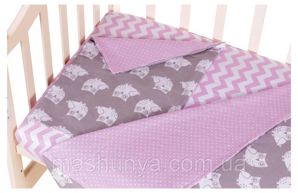 Сменный постельный набор Babyroom 3 элемента