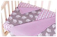 Сменный постельный набор Babyroom 3 элемента, фото 1