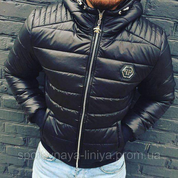 Купить зимнюю спортивную мужскую куртку