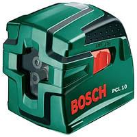 Нивелир лазерный линейный Bosch PCL 10