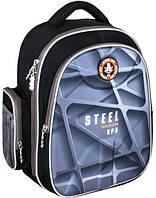 """Школьный рюкзак CFS 86092 """"Steel"""" EVA-фасад Cool For School"""