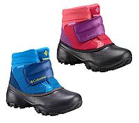 f2656acb7537 Ботинки зимние детские Columbia Kids Rope Tow Kruser сапоги непромокаемые
