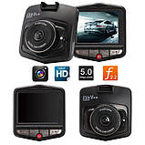Видеорегистратор Blackbox Car DVR GT300 A8 Novatek FullHD 1080P, фото 2