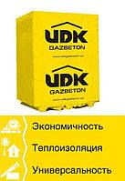 Газоблок Газобетон ЮДК (UDK) (D400)