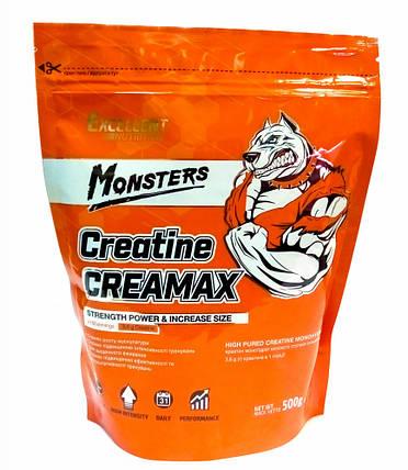 Креатин Monsters Creatine Creamax 500 g, фото 2