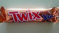 Шоколадний батончик Twix Xtra 75 г