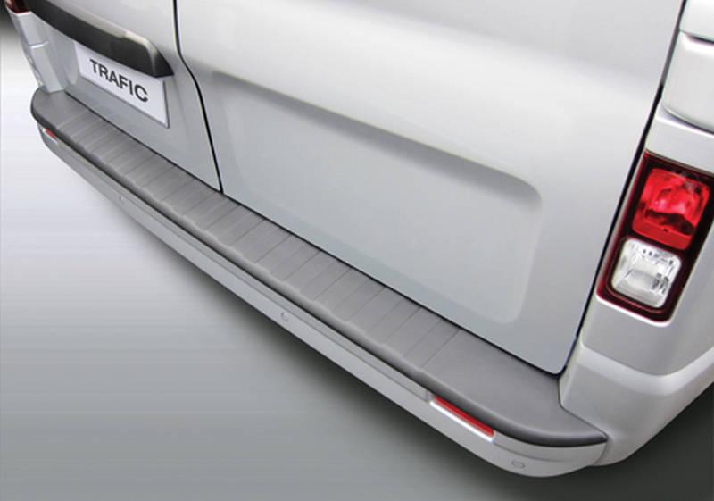 RBP770 Renault Trafic 2014+ rear bumper protector