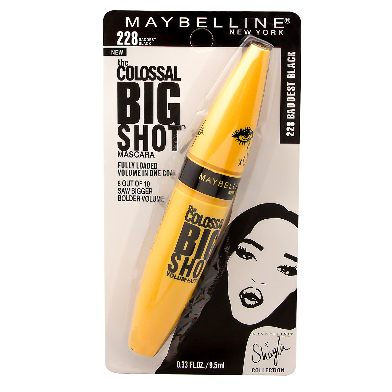 Тушь для ресниц Maybelline The Colossal Big Shot